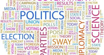 The career prospects in political science